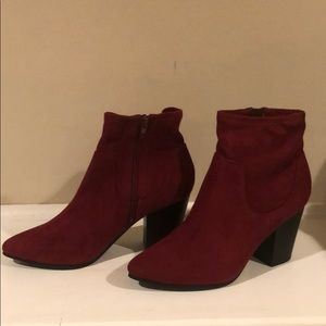 Brand New Still in Box Aldo Snoddy Booties